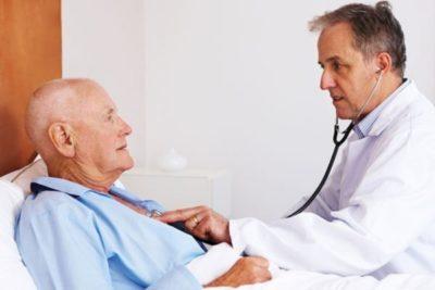 одним из факторов провоцирующим пневмонию считают аспирацию