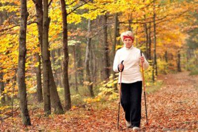 с помощью физической активности можно избежать осложнений от пневмонии у пожилых