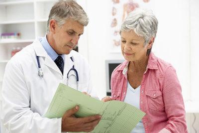 при стабильном состоянии пациента практически полного выздоровления можно достигнуть за неделю