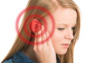 Воспаление уха