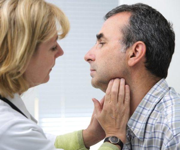 Щитовидная железа у мужчин