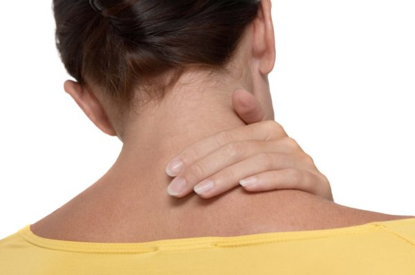 воспаление шейных мышц