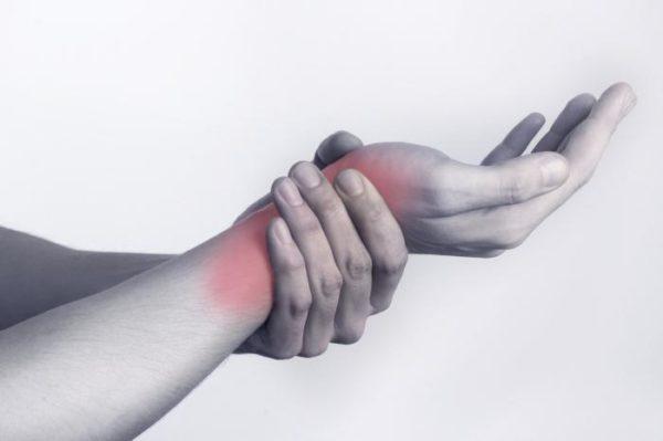 воспаления сухожилий кисти на руке