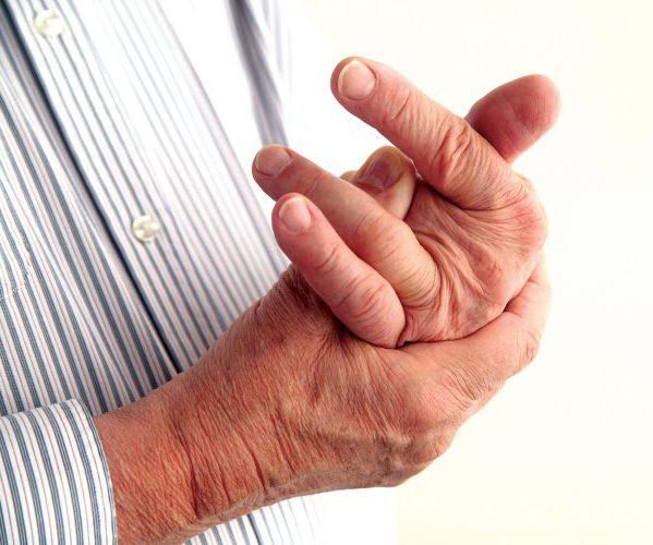 грязелечение артрит суставов пальцев рук