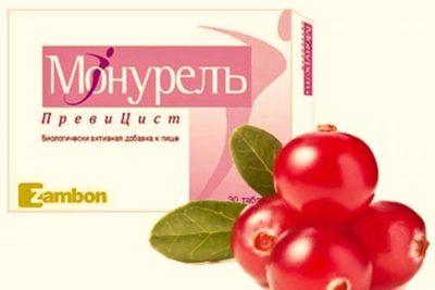 средство «Монурель» используется в лечении и профилактики заболеваний мочеполовых органов