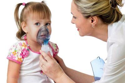лечить трахеит у ребенка можно с помощью ингаляций