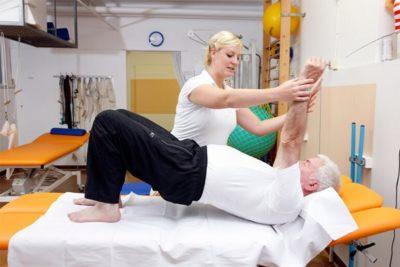 массаж и лечебная гимнастика при воспалении простаты улучшает кровоток