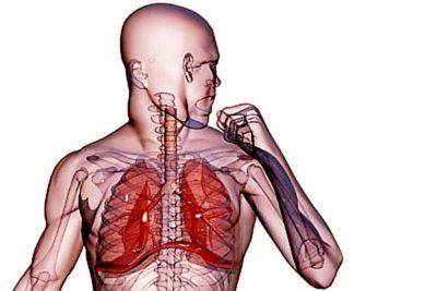 причинами пневмонии могут быть перенесенные инфекционные заболевания