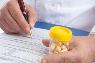 уролог подбирает лечение, длительность, дозировку, кратность приёма лекарства