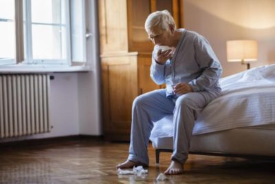 симптомы вирусного и бактериального трахеита схожи между собой