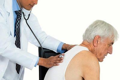легочные симптомы пневмонии, обусловленны поражением верхних и нижних дыхательных путей