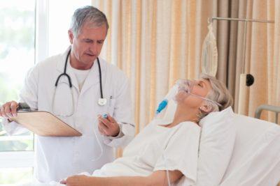 тяжелая дыхательная недостаточность серьезное осложнение пневмонии