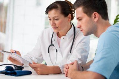 любое лечение нужно начинать только после консультации уролога