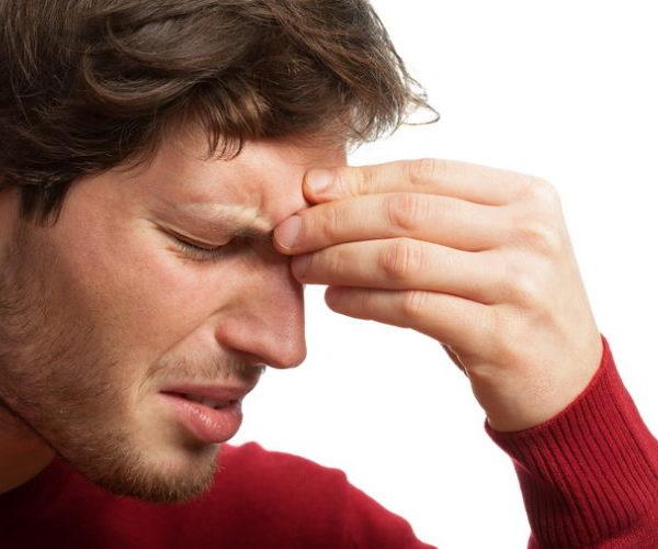 Симптомы и лечение воспаления носовых пазух