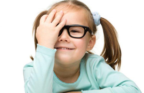 Патологии глаз в детском возрасте