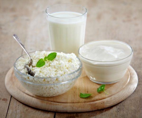 Диета молочные продукты