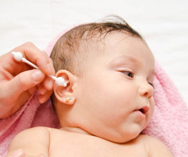 Уши гигиена