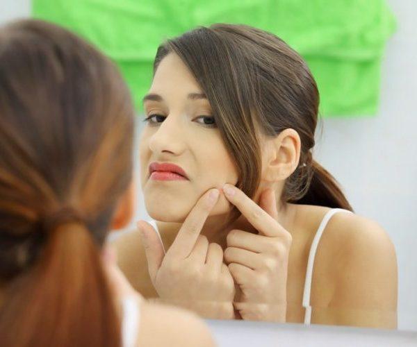 Воспаления на лице причины и лечение