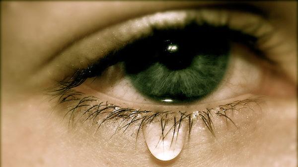 обильное слезотечение