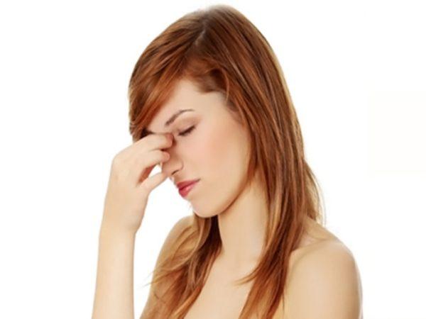 Воспаление в носу